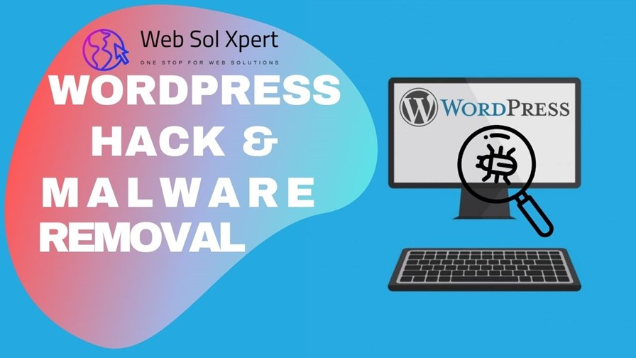 WordPress Hack & Malware Infection Removal Service Web Sol Xpert
